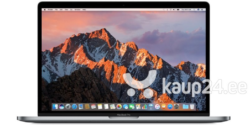 Sülearvuti Apple MacBook Pro 15 Retina su Touch Bar (MPTR2ZE/A) EN