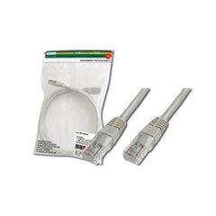 ACC Patch kabeel UTP CAT 6e, 3 m, hall hind ja info | Juhtmed, adapterid | kaup24.ee