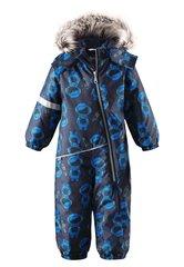 Laste talve kombinesoon LASSIE 710714-6962, sinine