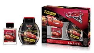 Комплект  La Rive Cars: EDT 50 мл+ шампунь-гель для душа 250 мл