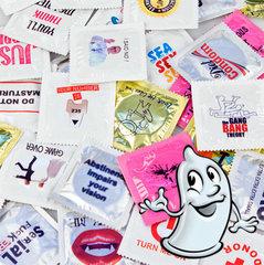 Vaimukad kondoomid, 1 tk