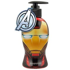 Laste šampoon Marvel Avengers Iron Man 300 ml