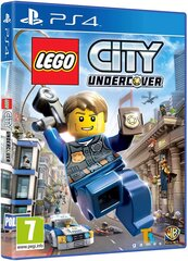 Mäng LEGO City Undercover, PS4