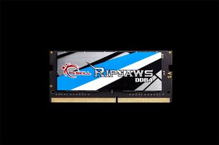 G.SKILL - SODIMM Ultrabook DDR4 8GB Ripjaws 2666MHz CL18