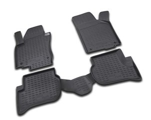 Kummimatid 3D VW Golf Plus 2004-2014, 4 pcs. /L65022