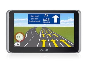 GPS seade Mio MiVue Drive 65 2in1 FULL EUROPE LM TRUCK