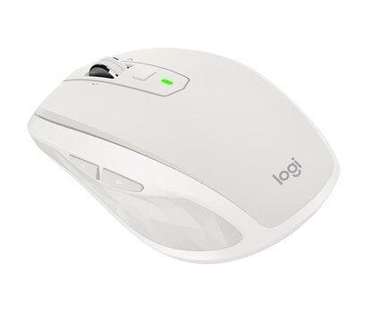 Bluetooth hiir Logitech MX Master 2S, valge/hall hind ja info | Hiired | kaup24.ee