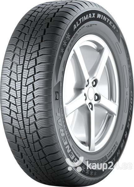 General ALTIMAX WINTER 3 185/60R15 88 T XL