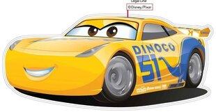 Laste seinakleebis Disney Cars III