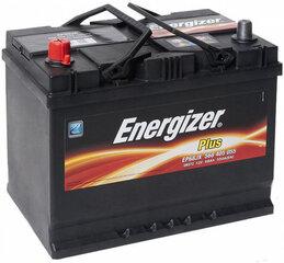 Aku Energizer Plus Jap (+ -) 68Ah 550A