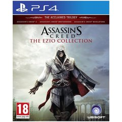 Mäng Assassins Creed The Ezio Collection, PS4