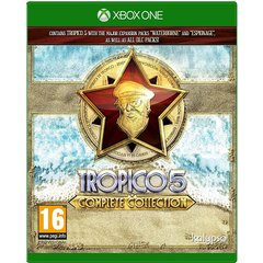 Mäng Tropico 5 Complete Collection, XBOX One