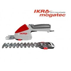 Akuga rohu- ja hekilõikur Ikra Mogatec IGBS 1054 LI