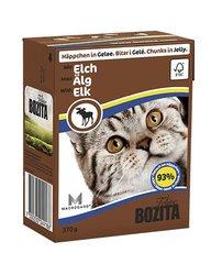 Konserv kassidele Bozita põdralihaga, 370 g