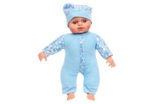 Pehme nukk koos heliga 30 cm, 1tk hind ja info | Imikute mänguasjad | kaup24.ee