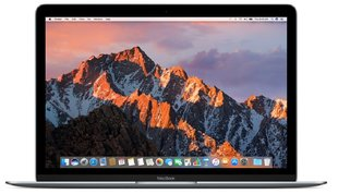 "Sülearvuti Apple MacBook 12"" Retina (MNYF2KS/A) EN/SWE"