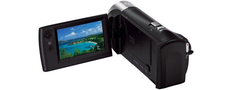 Videokaamera Sony HDR-CX240