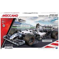 Гоночный автомобиль Meccano
