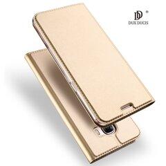 Mobiiltelefoni kaitseümbris Dux Ducis Premium Apple iPhone X, Kuldne