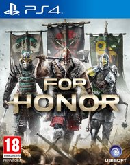 Mäng For Honor, PS4