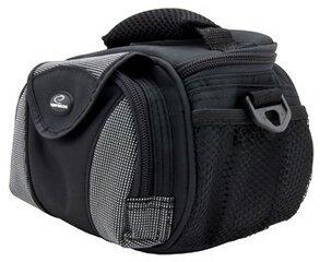 Kaamera kott Esperanza ET153kaamerale ja tarvikutele | Must, hõbedane