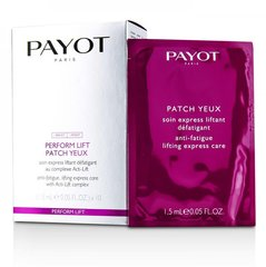 Silmaümbrusmask Payot Perform Lift Patch Yeux 10x1,5 ml