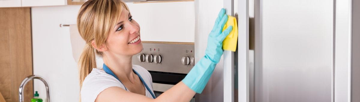 Kuidas puhastada külmkappi?